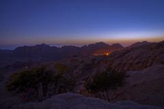 Near Little Petra, Jordan