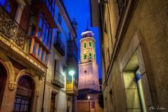 Vistas unicas (Ivan_Fle) Tags: city blue sky espaa spain europe flickr colours shot sony ngc iglesia ciudad valladolid 1855 hdr lightroom nex pucela espaaspain emount nexf3 sonynexf3