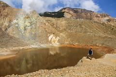 Danau Vulkanik Gunung Papandayan