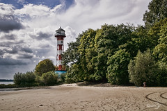 Lighthouse Wittenbergen (Photofreaks [Thank you for 2.000.000 views]) Tags: strand river germany deutschland lighthouses hamburg beaches elbe leuchtturm blankenese strnde wittenbergen leuchttrme adengs wwwphotofreaksws shopphotofreaksws