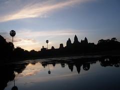 Sunrise at Angkor Wat - 021