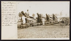 1A1182101_283348I012 (Universit de Caen Normandie) Tags: wwi worldwari worldwarone artillery greatwar firstworldwar argonne artillerie thegreatwar premireguerremondiale grandeguerre 1gm