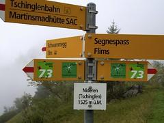 Segnespass (ponte1112) Tags: mountains fog landscape geotagged schweiz switzerland nikon nebel suisse hiking s5100 berge coolpix che elm landschaft wandern wanderweg wegweiser nikonshooter kantonglarus nikonschweiz geosetter capturenx2 nikonswitzerland viewnx2 niedern geo:lat=4690587226 geo:lon=919358253