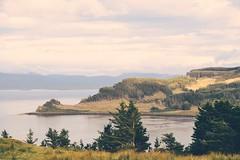 Loch Snizort (Electra_star) Tags: travel trees summer holiday seascape nature beauty landscape scotland isleofskye loch snizort