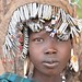 Mursi Girl, Ethiopia