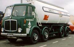 AEC 520EXC Mammoth Major tanker (Shaun Ballisat Transport Photography) Tags: classic truck vintage vehicles lorry commercial vehicle vans trucks petrol van tanker fuel 520 exc lorries aec 520exc