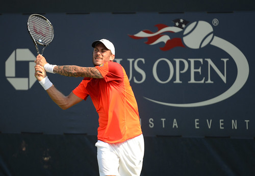 Andreas Haider-Maurer - 2014 US Open (Tennis) - Tournament - Andreas Haider-Maurer