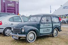 1948-1955  Fiat 500C Fourgonnette (el.guy08_11) Tags: france 1948 fiat voiture collection lemans paysdelaloire