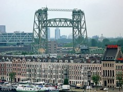 de Hef - Rotterdam (dietmut) Tags: rotterdam nederland thenetherlands brug noordereiland zuidholland 2014 dehef rotterdamzuid panasoniclumix dmcfx500 dietmut junijune yourfavorites98