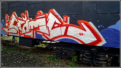 Crome - Trasher - 31 ... (*Crome83*) Tags: from 2 streetart art love train germany graffiti thringen europe flickr peace pcs d bahnhof monk dirty part chrome crew cans graff lk ist chrom braunschweig edding facebook gera crome 2014 ohfuck wholecar molotow sepy youtube jard trashtrain freundeundfamilie dild usw trasher twitter gestrichen ironlak jegar krome skae aliced streetfiles tumblr yoar farbsucht pokz whatsapp instagram blutundeisen crome83 lkida lkidas streetpins greetings2 jardparty