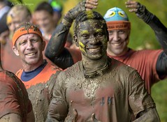 Happy tough mudder (alundisleyimages@gmail.com) Tags: portrait people sport cheshire competition event challenge flickrelite toughmudder nikond7100 cholomendely