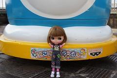 Emily with Doraemon♪ XD