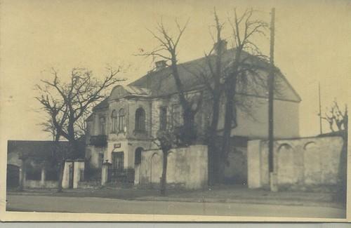 Budynek starej poczty/uniwersalu, ul. Kościuszki