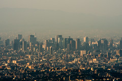 Umeda in the  the morning sunlight (nack74_sg) Tags: