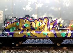 Siek-Hopper-Layup (SIEKONE.ID) Tags: art train graffiti baltimore crew kts freight graffitiart gak dst fr8 siek flyid pfe elw pfecrew