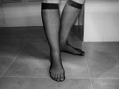 IMG_4210 (Sockbud) Tags: black sheer socks otc men