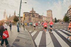 2016-09-25 08.35.52 (Atrapa tu foto) Tags: 8mm espaa europa europe maratondezaragoza saragossa spain xmaratnciudaddezaragoza zaragoza ateltismo atletics carrera corredores deporte fisheye marathon maraton maratn ojodepez runners running sport aragon es