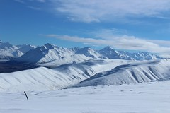 Tekapo (Matthew/Bond) Tags: tekapo sky skiing snow southernalps sun mountains alps canon roundhill ngc