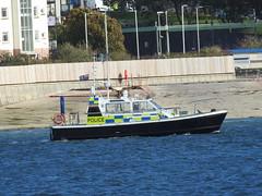 Defence Dept Police boat Integrity (mukaloon) Tags: defence police boat patrol devonport