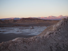 PA102241 (Karenjw) Tags: chile atacama desert sanpedrodeatacama northchile outdoors valleyofthemoon sunset valledelaluna mountain