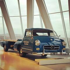 "1955 Mercedes-Benz Rennwagen-Schnelltransporter ""Blaues Wunder"" (High-speed racing car transporter ""Blue Wonder"") #bestbuyet2000 #Mercedes #MercedesBenz #Race #Car #Cars #Blue #Wonder #Classic #Vintage #Cartastic #MBmuseum #MBclassic #wagen #Friends #Flik (hanniballecter4) Tags: bestbuyet2000 car mbclassic race vintage mercedesbenz blue cartastic flikr mbmuseum classic friends wagen wonder cars mercedes"