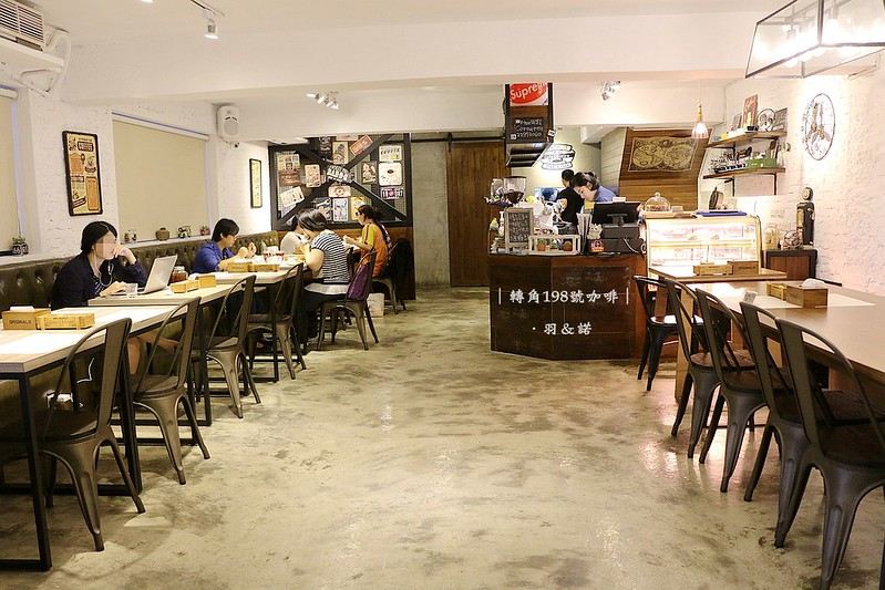 轉角198號咖啡015