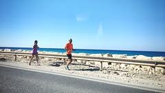 (al097) Tags: road summer run sea