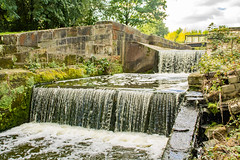 Sankey Valley, St Helens, Merseyside (ianbonnell) Tags: sthelens sthelenscanal sankeyvalley merseyside england uk warrington cheshire canal waterway heritage industrialheritage