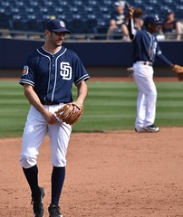 AdamRosales adjustment (jkstrapme 2) Tags: baseball jock bulge cup