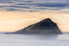 mew stone (daledare17) Tags: breathtakinglandscapes mewstone seascape landscape water mist sunset detail ocean island devon