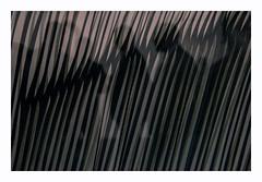 Les visiteurs (hlne chantemerle) Tags: ombres passants reflets obliques silhouettes rayures noir monochrome shadows passersby reflections stripes black