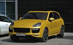 Porsche Cayenne Turbo S 2015 (instagram.com/andikistomin) Tags: porsche cayenne turbo s arlon heat wave matte 2015