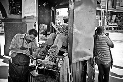 #CiudadJuarez #Mexico Typical natural scene in this Mexican town ! #Streetphotgraphy #Leica #LeicaCamera (albericjouzeau) Tags: ciudadjuarez mexico mexique street streetphotography streetphotographer rue ambiance atmosphere scene shoes blackandwhiete bandw noiretblanc travel trip voyage rencontre traveller leica leicacamera