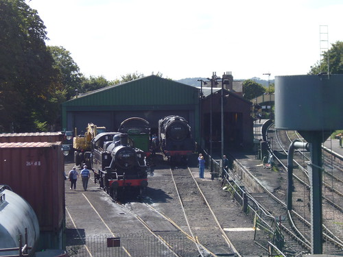 Mid Hants Railway Ropley Works 11092016