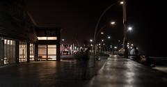 Night at the dock (danieloffek) Tags: dock ghosts tlv telaviv tel aviv port israel