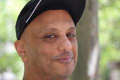 Comedian - Akmal Saleh (tracyevans3558) Tags: akmal saleh comedy comedian melbourne fun funny man jokes