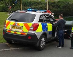 Police Service of Northern Ireland ,PSNI (MFZ 3008) (ferryjammy) Tags: police psni northernireland policeservice mfz3008