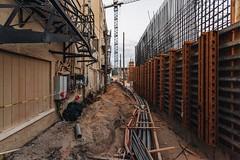 (zumponer) Tags: building street city fullframe canon5dmarkii canon westpalm palmbeach dslr florida urban construction