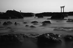 Seaside Oarai (spiraldelight) Tags: ef24105mmf4lisusm eos5dmkii ibaraki  oarai  nd400