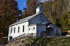 NIK_5104 (cathead77) Tags: cranecreekroad mercercounty church wv westvirginia