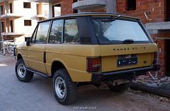 Range Rover 3-door back (19701985) (seanavigatorsson) Tags: rover range rangerover 4x4 fourwheeldrive gelndewagen suv travel automobil car