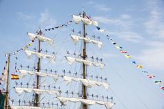 Tall Ship Race 2016, Cadiz - Cuauhtemoc (Ingunn Eriksen) Tags: cuauhtemoc tallship tallshiprace2016 cadiz spain