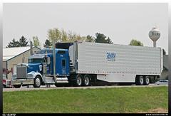 "Kenworth W900 ""Kottke Trucking"" (uslovig) Tags: kottke trucking kenworth kw w900 great dane box trailer cooling carrier khlauflieger khlkoffer truck lorry camion lkw laster lastwagen lastkraftwagen usa"