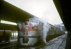 CB&Q E9 9992 (Chuck Zeiler) Tags: cbq e9 9992 burlington railroad emd locomotive zephyr train chz chuck zeiler