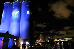 IMG_8010 (2) (Chris Podosek) Tags: riverworks buffalo grain silo abandon ruins lights river labatt blue chris podosek images concret