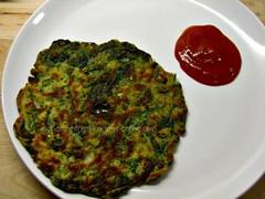 Palak Thalipeeth – Quick and healthy breakfast recipe | Maharashtrian recipes| Indian veg recipes (Healthy Fun Fitness) Tags: palak thalipeeth – quick healthy breakfast recipe | maharashtrian recipes| indian veg recipes