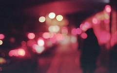 Shadows Of The Night. (Leon.Antonio.James) Tags: 35mm 35mmfilm 50mm analog analogue beliveinfilm buyfilmnotmegapixels bokeh cinematic dustgrainandscratch film filmisalive filmisnotdead filmsnotdead grain kodak fuji ishootfilm ilovefilm ifyouleave leonantoniojames longlivefilm london lines red people shootfilmstaypoor street shadow