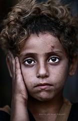Portrait from Gaza (TeamPalestina) Tags: gaza palestinian freepalestine live photo photographer natural تصويري palestine nice am innocent occupation landscape landscapes reflection blockade hope canon nikon fadiathabet