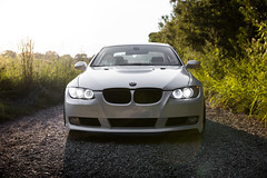 Tommy's BMW 335i (imjonathanle) Tags: vip modulars cars sunset canon 2470 stance stancenation