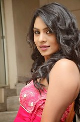 South Actress Deepika Das Hot in Pink Dress- Photos Set-6 (18)